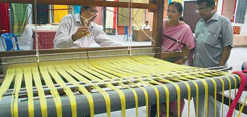 handloom sector Handloom sector - executive summary - free download as pdf file (pdf), text file (txt) or read online for free.